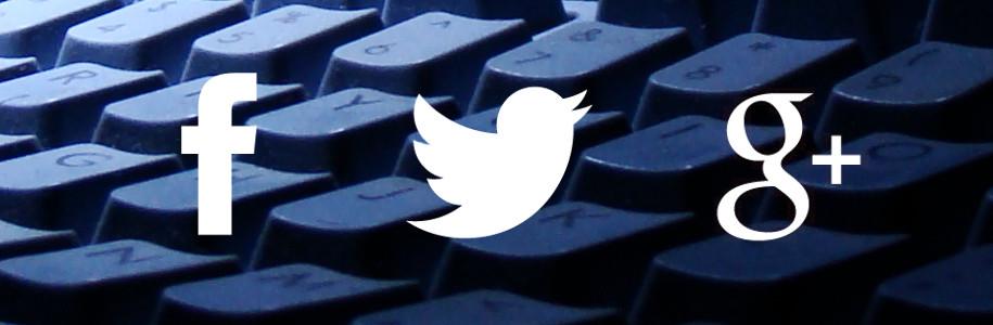 Facebook, Twitter et Google+ ont aussi des raccourcis clavier !