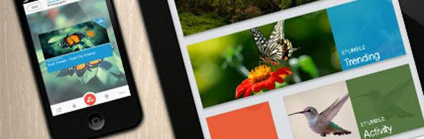 Des applications mobiles pour (re)découvrir le web