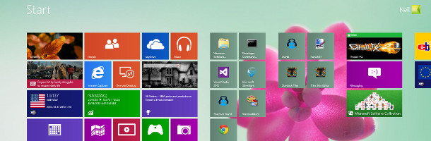 Customise Windows 8 de A à Z avec quelques applications