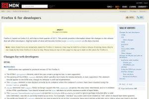 Firefox développeurs