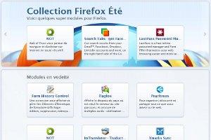 Firefox modules