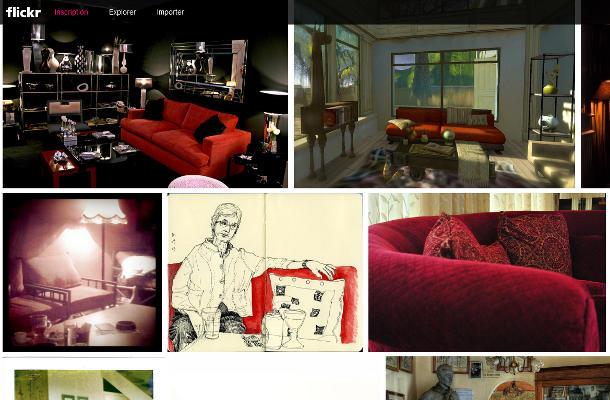 Flickr objets
