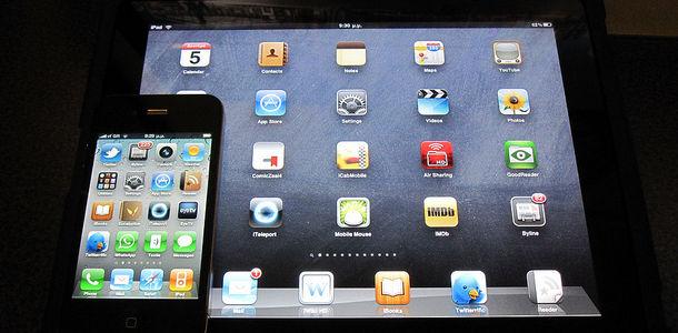 Fond écran mobile résolution