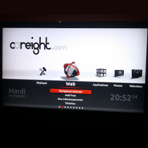 Freebox Révolution Coreight