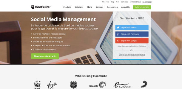 Automatiser Hootsuite