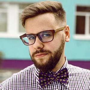 Geek hipster
