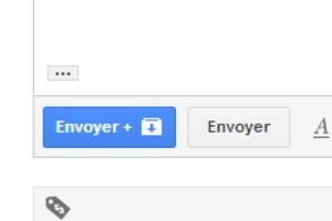 Gmail envoyer + archiver
