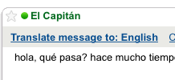Gmail Labs traduction