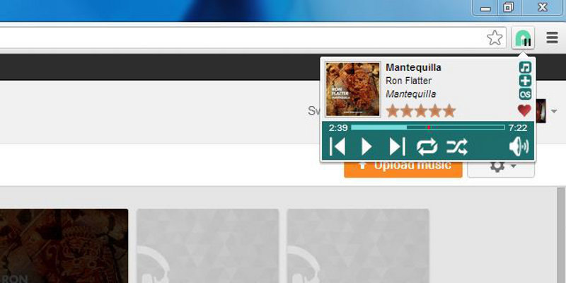 Google Music Prime Player