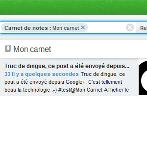 Google+ evernote