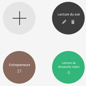 Google+ lecture