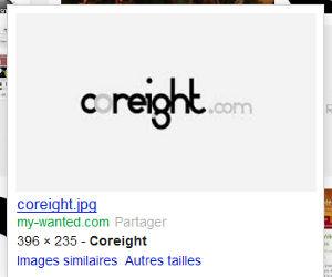 Google recherche d'images