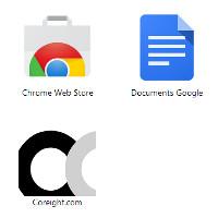 Chrome application personnalisée
