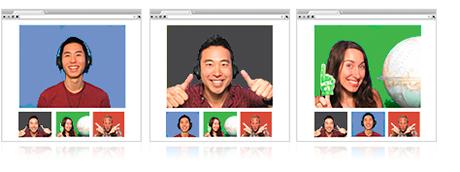 Bulles Google+