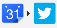 IFTTT Agenda Twitter