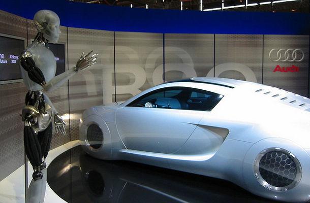 Impression 3D prototype auto