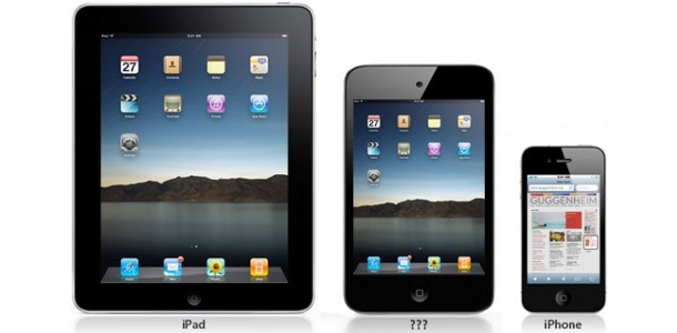 iPhone iPad mini