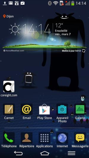 LG G Flex android