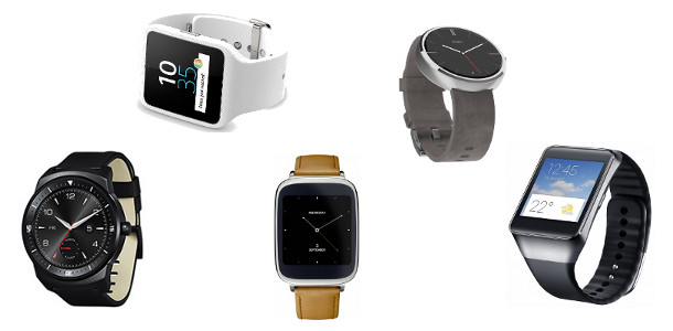 LG G Watch concurrence