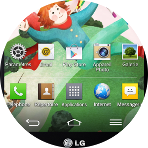 LG G2 Android