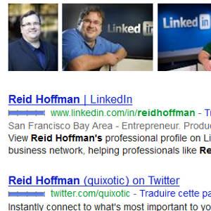 LinkedIn Google