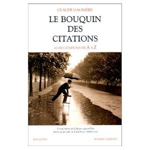 Bouquin citations