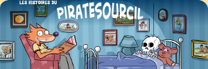 Piratesourcil