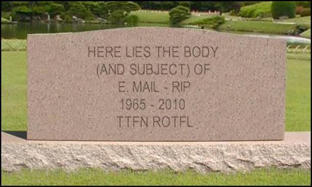Mails morts