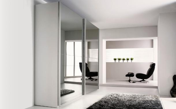 Maison du futur connectée armoire