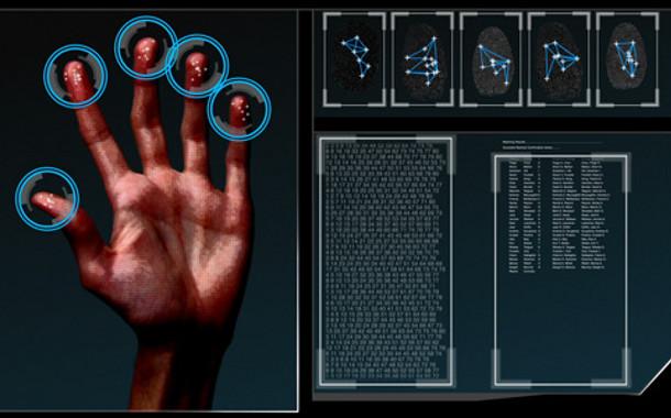Connexion empreintes digitales