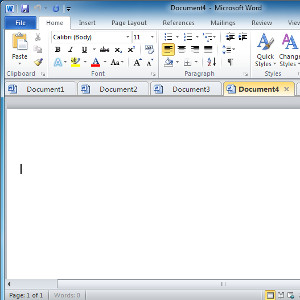 Microsoft Office compléments onglets