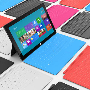 Microsoft Surface et Touch Cover