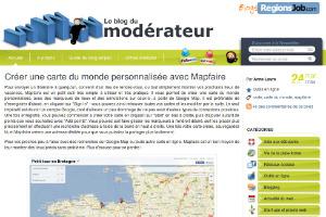 Créer une carte du monde personnalisée avec Mapfaire