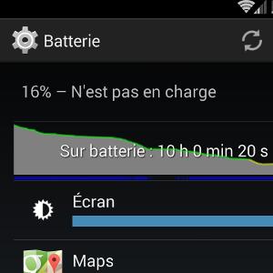 nexus 5 batterie