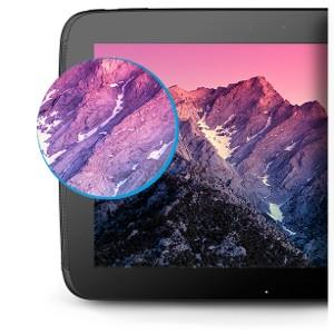 Nexus 10 écran