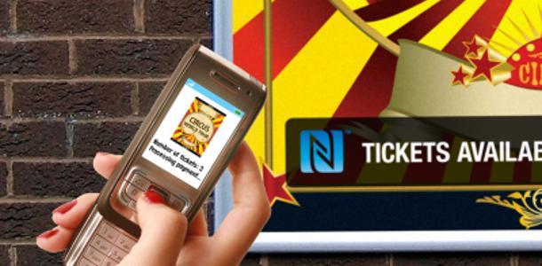 NFC obtenir des informations sur une affiche, un produit