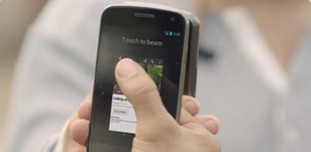 NFC échanger des informations entre mobiles