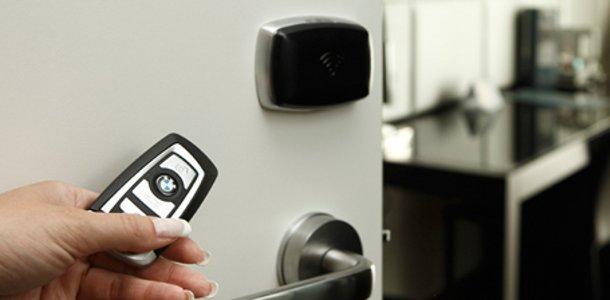 NFC ouvrir des portes sans clés