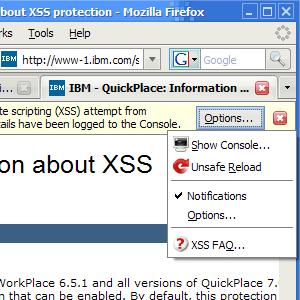 Noscript extension firefox
