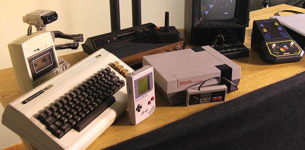 Numériser jeux vidéo