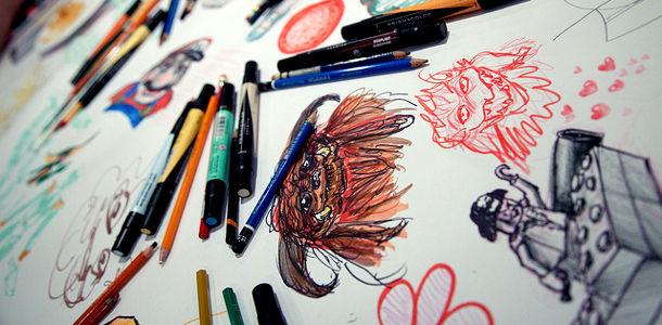 Numériser oeuvres, dessins
