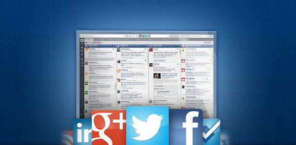 Outil réseaux sociaux