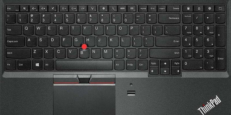 PC portable professionnel contrôle avancé
