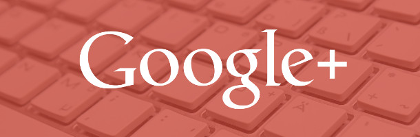 Raccourcis clavier Google+