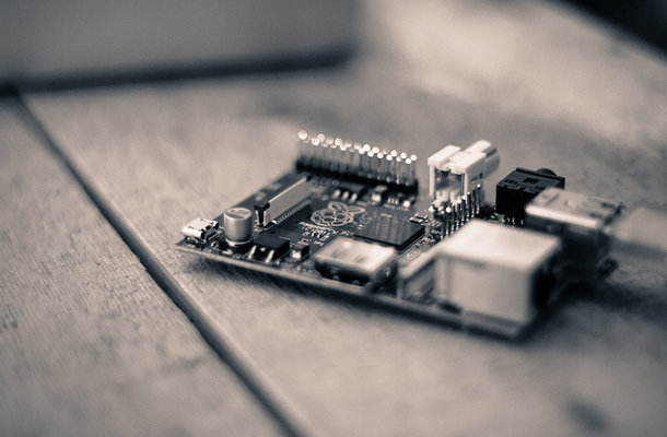 raspberry pi test