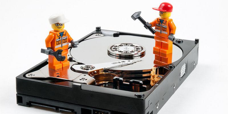 Chiffrer disque dur