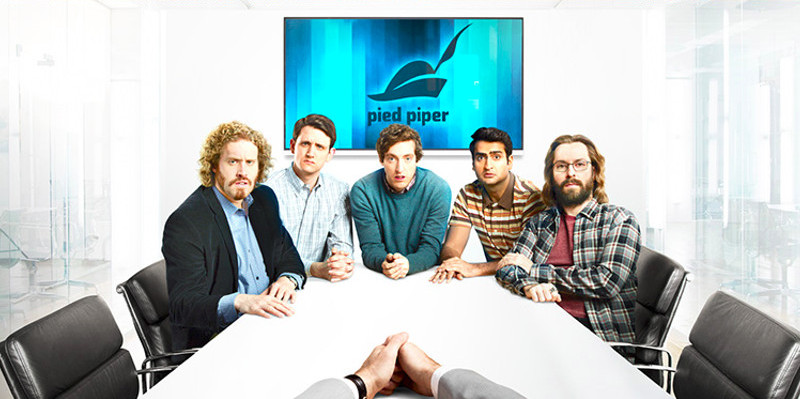 Séries TV geek : Silicon Valley