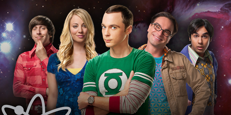 Séries TV geek : The Big Bang Theory