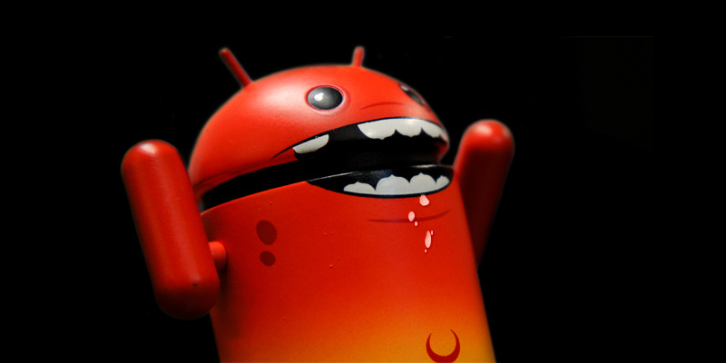 Smartphone mythe android virus