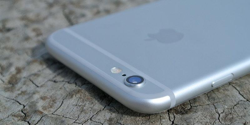 Smartphone appareil photo nombre de mégapixels
